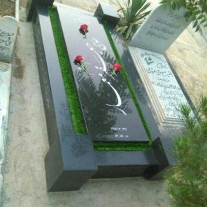 سنگ قبر کرمان